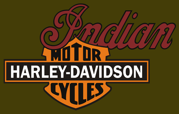 Indian, Harley-Davidson